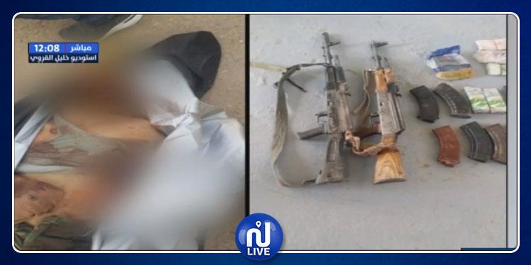 خالد الحيوني يتحدث عن تفاصيل القضاء على ارهابيين بجبل عرباطة (فيديو)