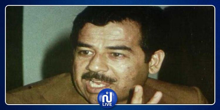 رسالة بخط يد صدام حسين حول اعتقال وزير إيراني عام 1982 (صور)