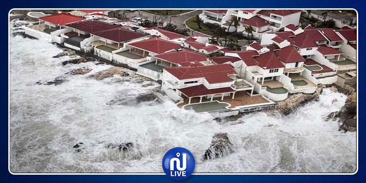 أمريكا: حصار مرتقب  طيلة 7 أيام  بسبب إعصار مُدمر