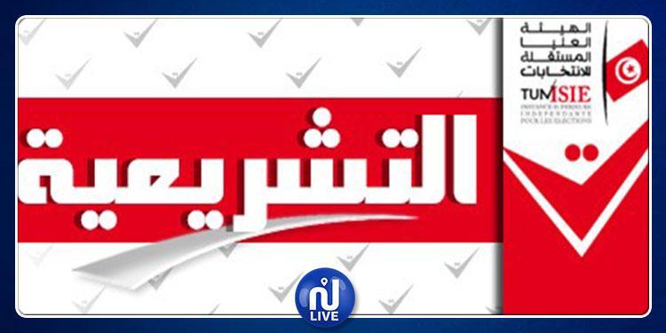 الانتخابات التشريعية: القبول النهائي لـ49 قائمة من مجموع 57 بسوسة