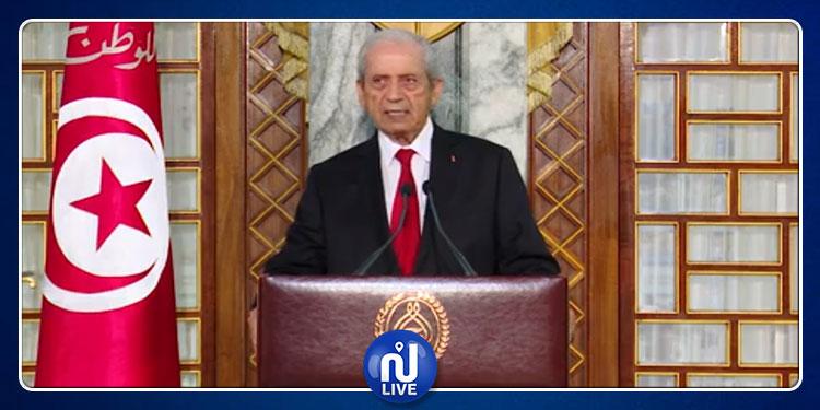 رئيس الجمهورية محمد الناصر يدعو إلى الحياد خلال الانتخابات (فيديو)