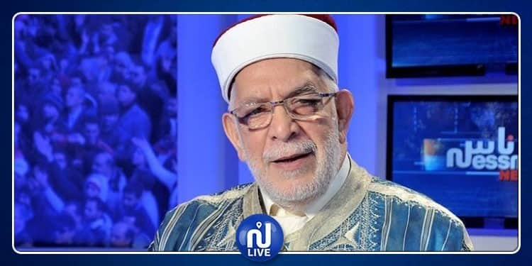 عبد الفتاح مورو يعرب عن أسفه لإيقاف نبيل القروي