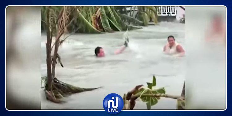 الإعصار 'دوريان' يخلف دمارا وخسائر فادحة بجزر الباهاماس (فيديو)