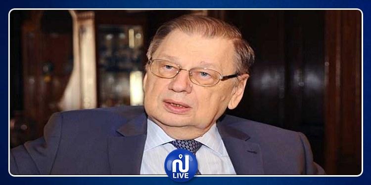 وفاة السفير الروسي بمصر