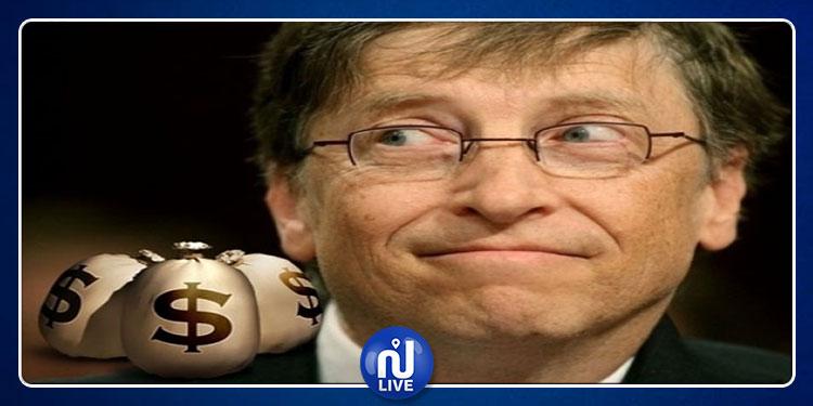 الملياردير بيل جيتس يقدم نصيحتين للطلاب