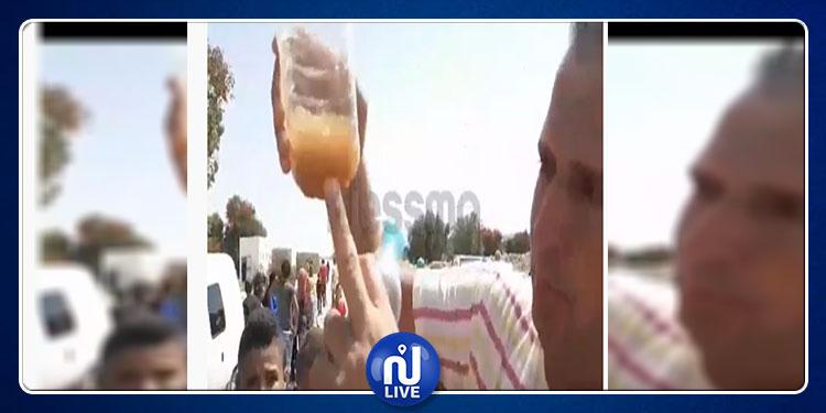 الشراردة:  الأولياء يمنعون أبناءهم من الدراسة  لأجل الماء (فيديو)