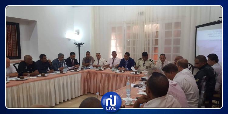 قبلي: انعقاد المجلس الجهوي واستعدادات إنطلاق موسم السياحة الصحراوية