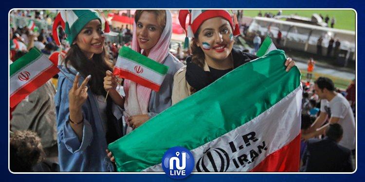 Les Iraniennes pourront assister aux matchs de football