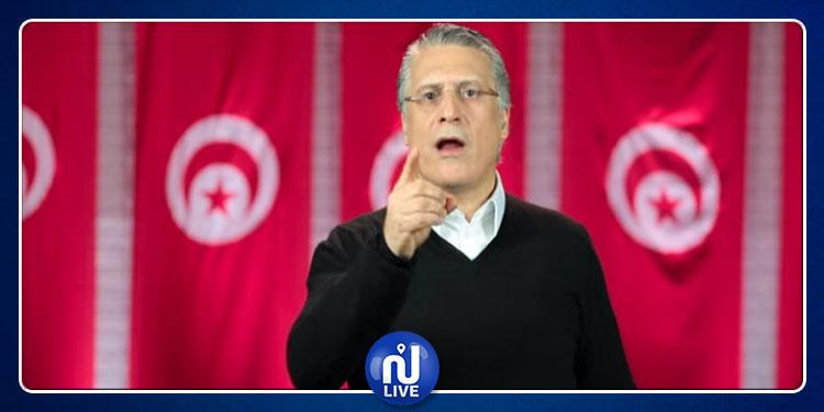 نبيل القروي يوجه رسالة  إلى التونسيين :  'يريدون إسكاتي فليقل الشعب كلمته'