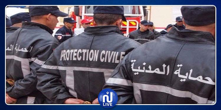 الحماية المدنية  تقوم بـ 287 تدخلا في يوم واحد