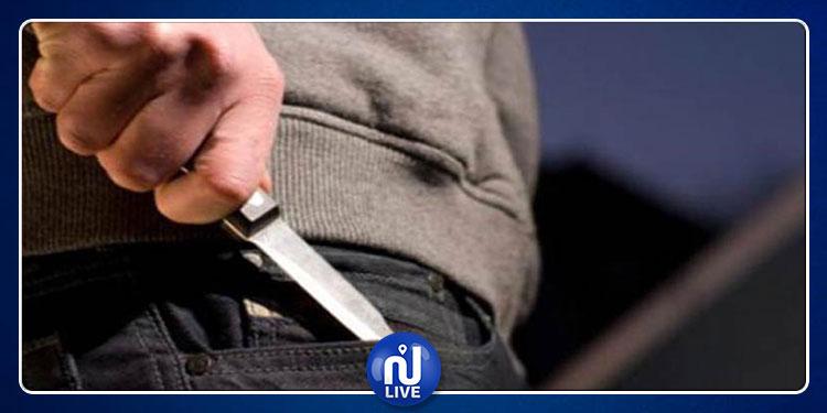 بعد مطاردة من الأمن السريع..مفتش عنه يصيب عون أمن بسكين في سوسة