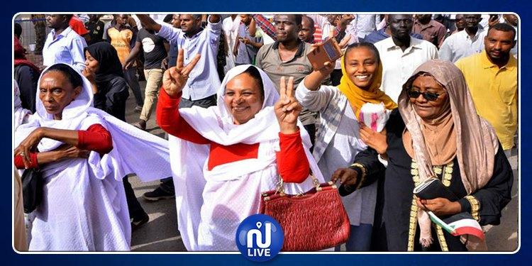 لأول مرة: امرأة ضمن أعضاء الحكومة السودانية الجديدة
