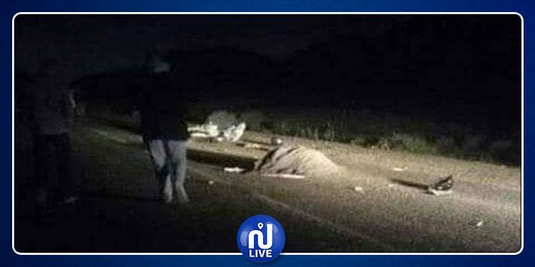 كندار: مصرع 3 أشخاص من عائلة واحدة في حادث مرور