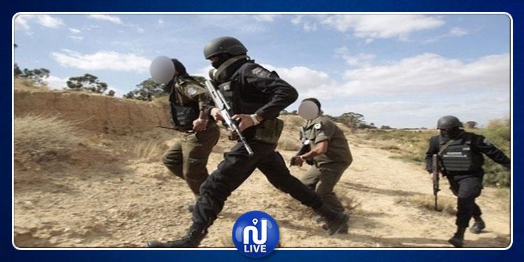 القصرين: تواصل عمليات التمشيط بحيدرة