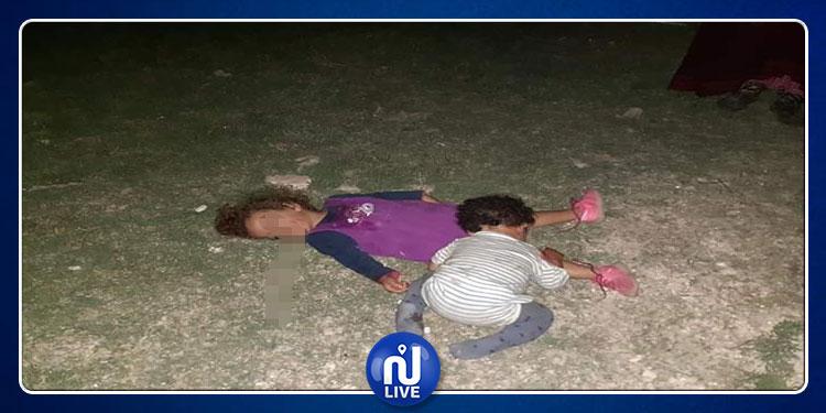 النفيضة: تعنيف طفلين ورميهما في الشارع  بسبب خلافات عائلية (صور)