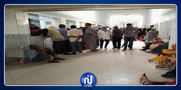 وزيرة الصّحة  تدعو لتحسين ظروف الاستقبال والإحاطة بالمرضى بالمستشفيات