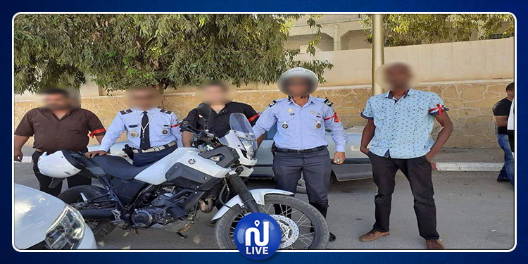 تطاوين: الأمنيون يحملون الشارة الحمراء ويستعدّون لاحتجاجات أخرى
