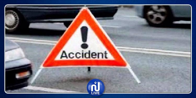 قفصة: وفاة 4 أشخاص من عائلة واحدة في حادث مرور
