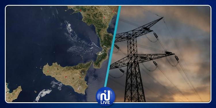 مشروع الربط الكهربائي بين تونس وإيطاليا يدخل حيز الاستغلال في هذا الموعد