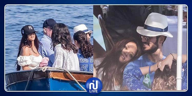 ريهانا تستعد لزفافها من السعودي حسن جميل