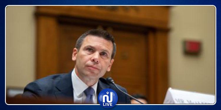 استقالة وزير الأمن الداخلي الأميركي بالوكالة وترامب يعلق