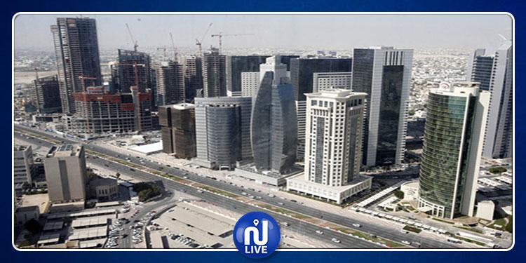 مكيفات ضخمة في شوارع قطر من أجل الحرارة