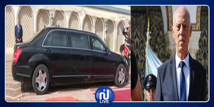 تفاصيل أثارت الجدل حول قيس سعيّد..الإدارة العامة لأمن رئيس الدولة توّضح