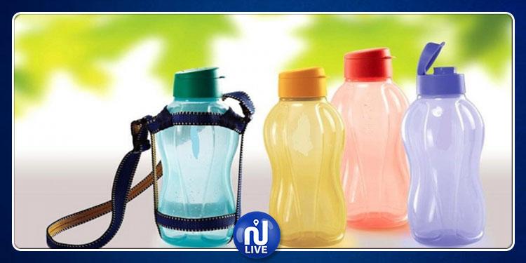 تحذير من ترك زجاجات المياة دون تنظيف