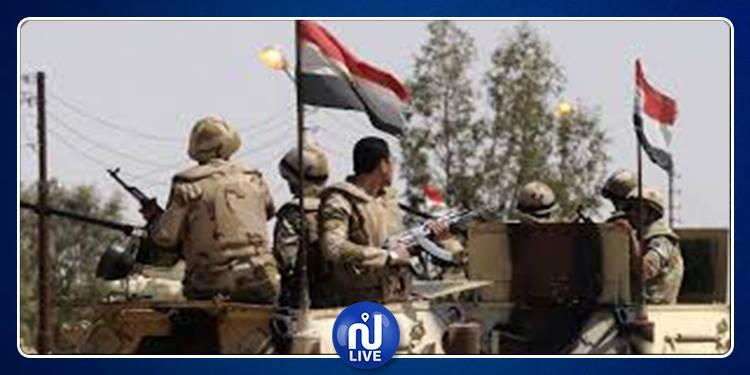 مصر: القضاء على 13 إرهابيا في تبادل لإطلاق النار