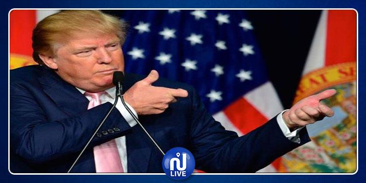 ترامب يهدد بـتوجيه ''ضربة غير مسبوقة'' لإيران
