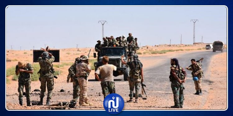 اشتباك بين الجيش السوري والتركي في رأس العين