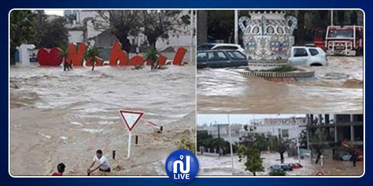 تخصيص 14 مليون دينار لحماية مدينتي نابل والحمامات من الفيضانات
