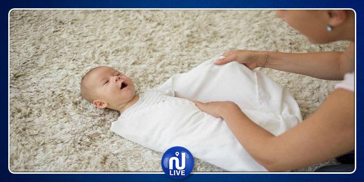 تقميط الرضيع قد يسبب خطر الموت!