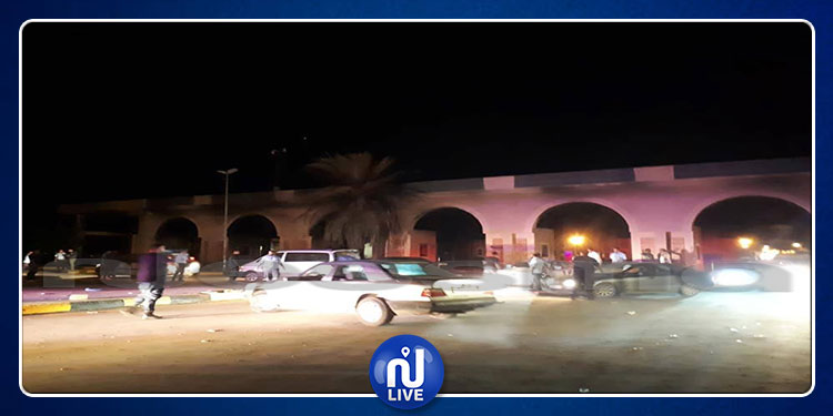 وزير الداخلية الليبية يأمر بغلق معبر راس جدير الحدودي