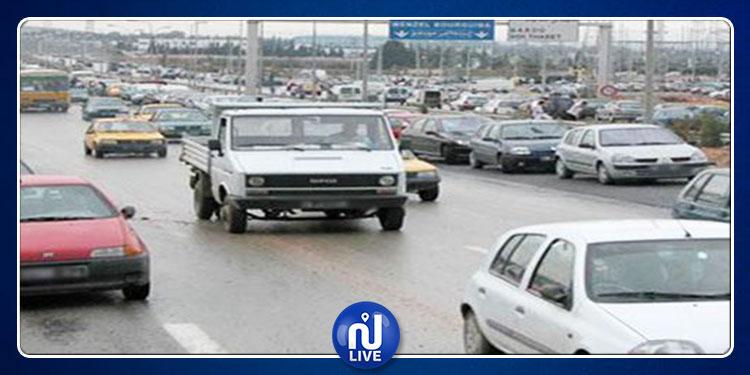 وزارة النقل تراجع بعض تعريفات مقدار الصلح في مجال النقل البري