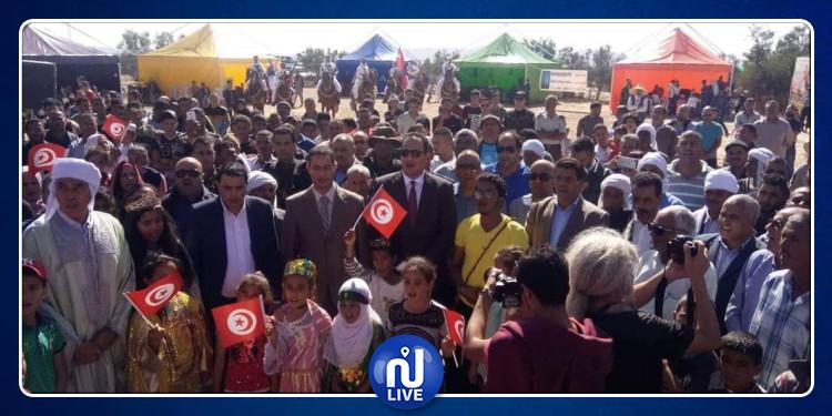 القصرين: افتتاح أول فضاء ثقافي متنقل ''أفروديت'' بمنطقة الصخيرات الحدودية