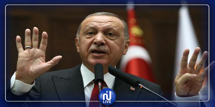 أردوغان: لن ننسحب من المتوسط وسنطبق الاتفاق مع ليبيا