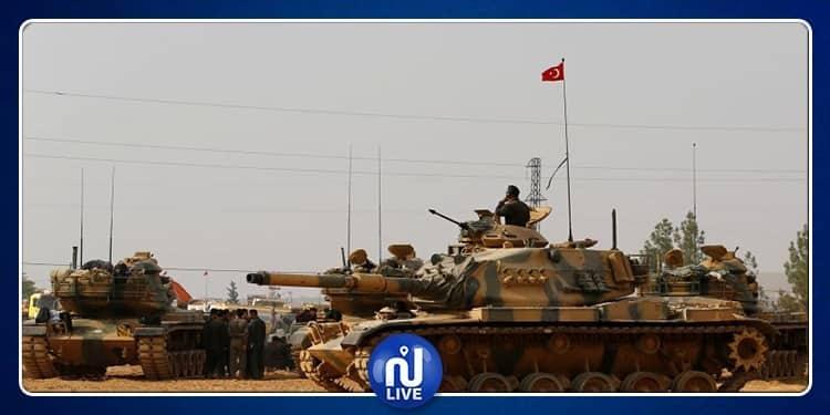 الأكراد يتهمون تركيا بإستخدام أسلحة محرمة دوليا في شمال سوريا