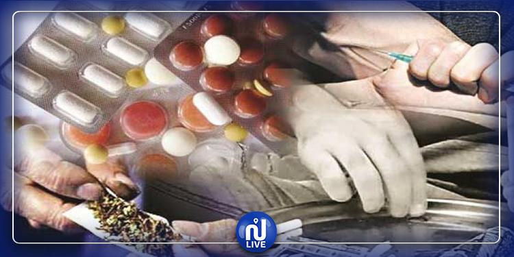 المرسى: ضبط شاب تظاهر ببيع زيت الزيتون لترويج المخدرات