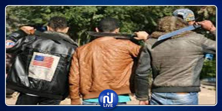 سوسة: منحرفون يحاولون الاعتداء على التلاميذ بقضبان حديدية وسكاكين