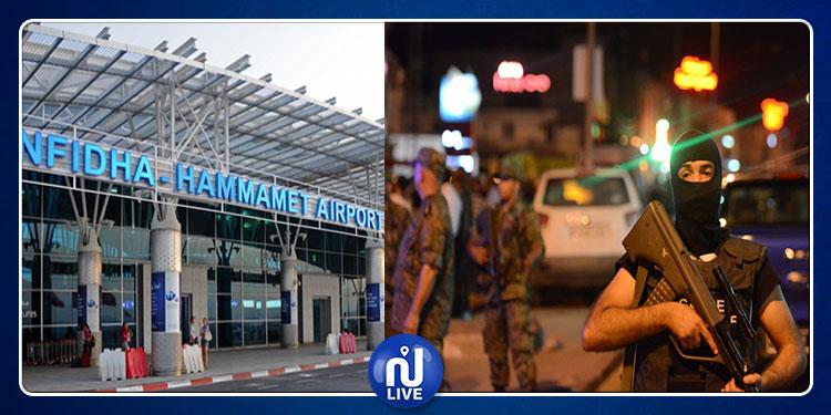 ترحيل ارهابيين عبر مطار النفيضة: نقابة شرطة الحدود تستنكر وتوّضح