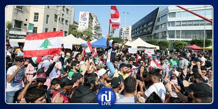 تواصل الاحتجاجات بمحيط القصر الرئاسي في لبنان
