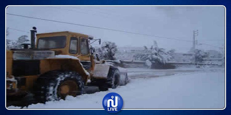 بلدية سليانة  تتسلم معدات لصيانة الطرقات بقيمة 120 ألف دينار