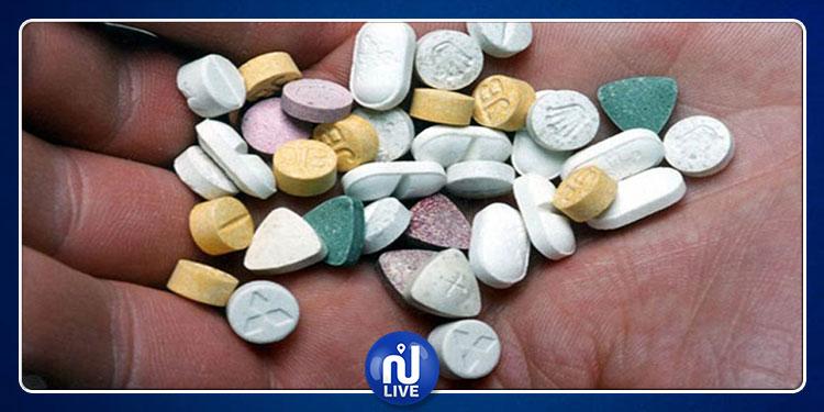 منزل تميم: ايقاف أستاذة مباشرة تروّج الأقراص المخدرة