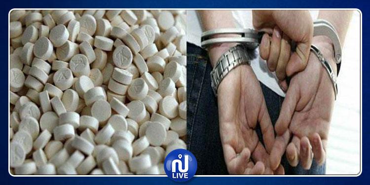 نابل: ايقاف شاب يبيع جميع أنواع المخدرات بمحيط المعاهد