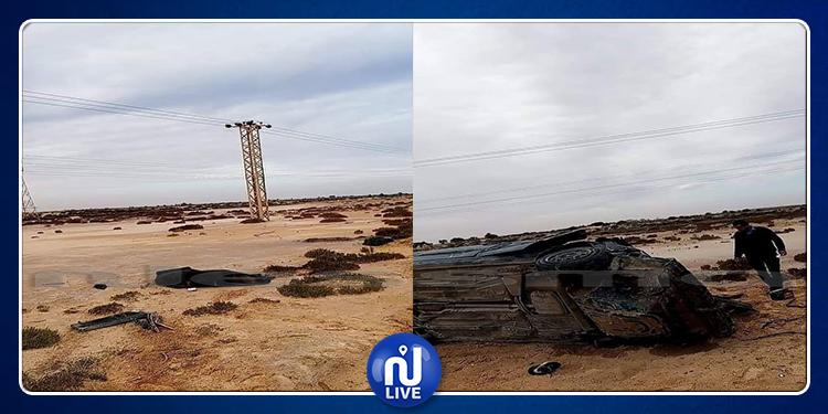وفاة تونسي في حادث مرور بمدينة زلطن الليبية