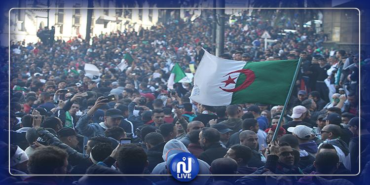 الجزائر: مسيرة سلمية تنديدا بلائحة البرلمان الأوروبي