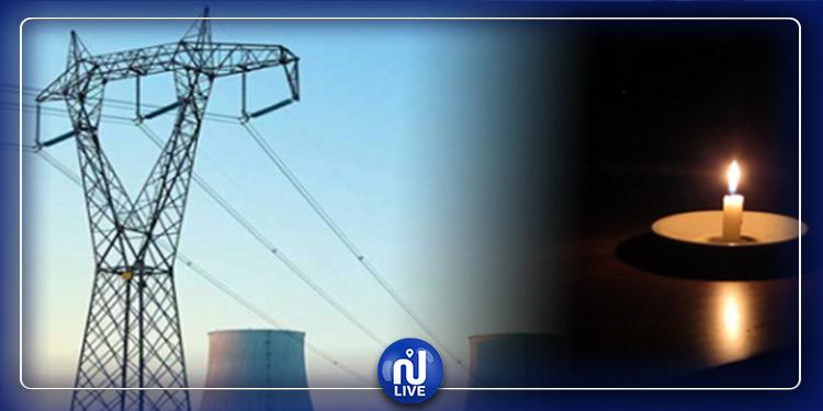 سليانة: خطة لتفادي الانقطاع المتكرر للتيار الكهربائي خلال موجة البرد