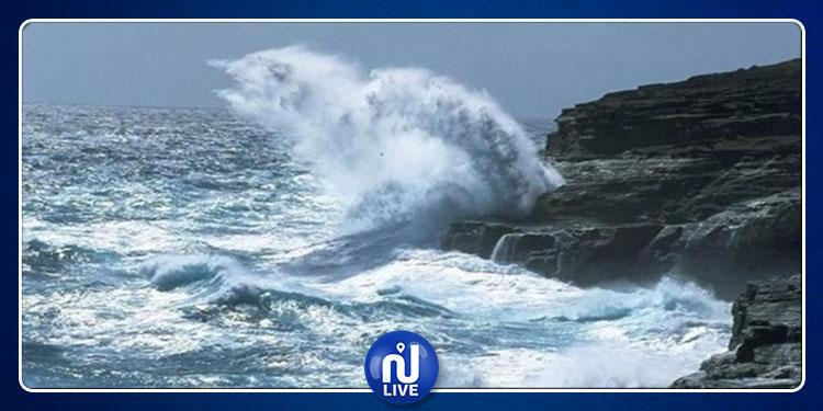 الرصد الجوي: مجالاتنا البحرية  ستشهد تدفق تيارات هوائية قوية جدا