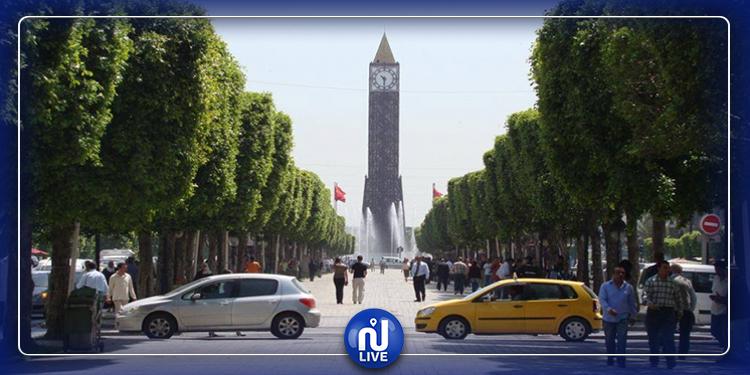 شارع الحبيب بورقيبة دون سيارات  غدا